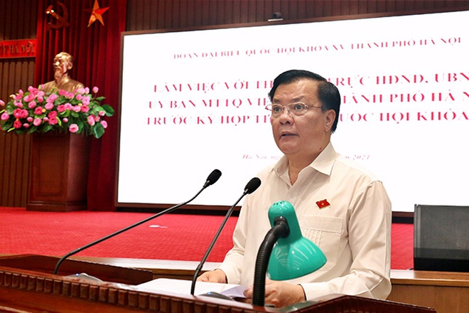 Bí thư Hà Nội: Vào thành phố vẫn phải đáp ứng các điều kiện an toàn - 1