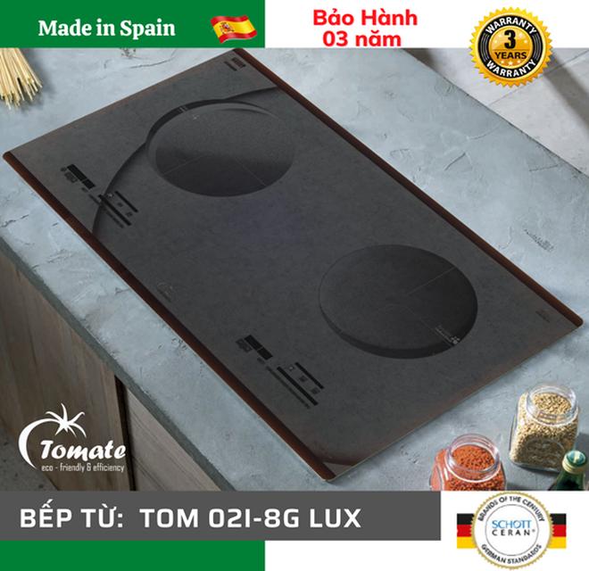 Bếp từ Tomate 8G LUX: Sử dụng công nghệ hàng đầu thế giới - 2