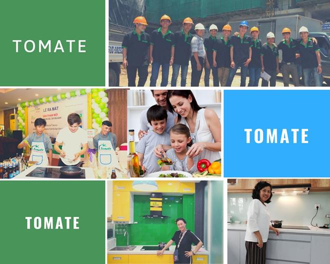 Bếp từ Tomate 8G LUX: Sử dụng công nghệ hàng đầu thế giới - 3