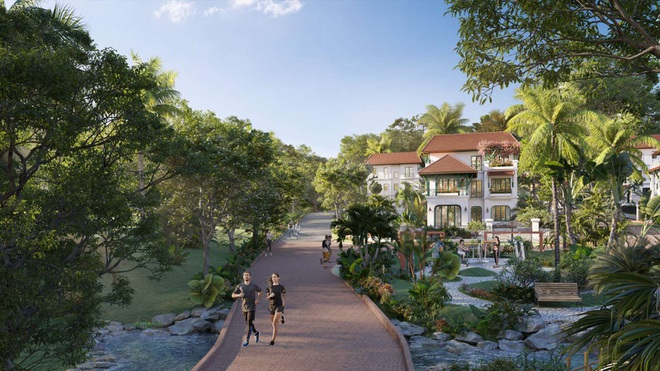 Phân khu Tropical Park - hoa hậu của ngôi làng nhiệt đới ở Bãi Kem, Nam Phú Quốc? - 1
