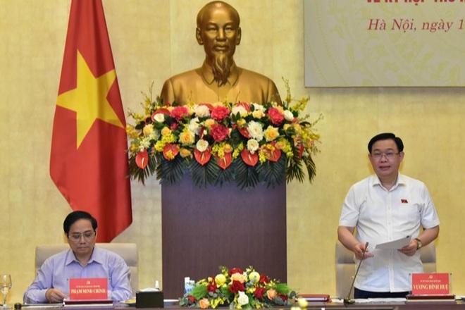 Chủ tịch Quốc Hội: Kỳ họp chuyên đề vào cuối năm là có cơ sở pháp lý - 2