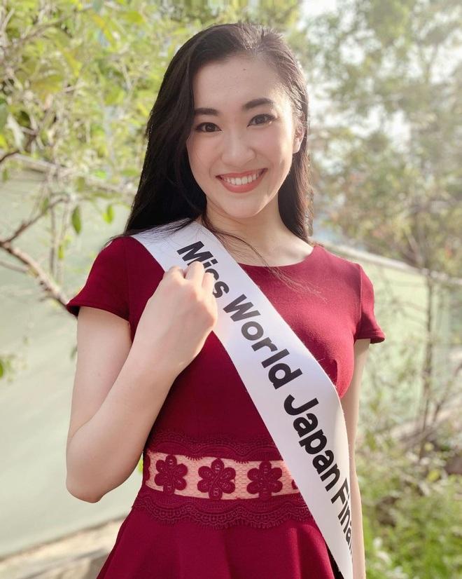 Nhan sắc người đẹp đại diện cho Nhật Bản tại Hoa hậu Thế giới 2021 - 3