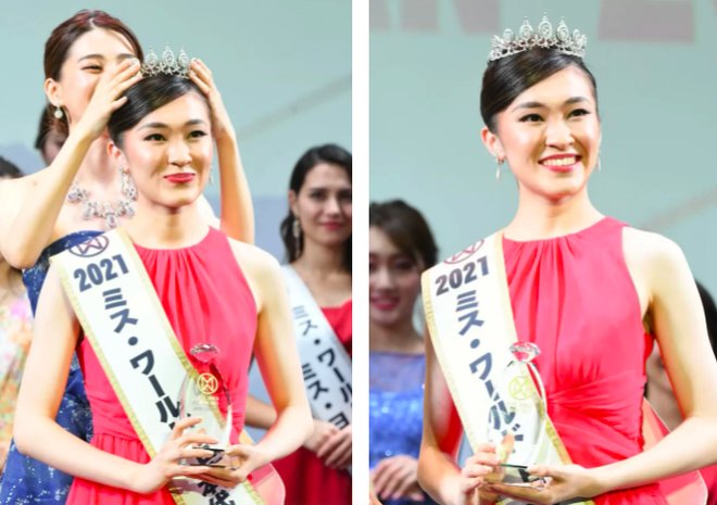 Nhan sắc người đẹp đại diện cho Nhật Bản tại Hoa hậu Thế giới 2021 - 1