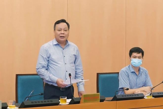 Phó Bí thư Hà Nội: Nguy cơ lây lan dịch vẫn cao vì còn F0 trong cộng đồng - 1