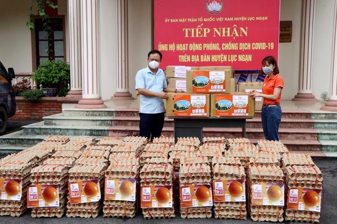 Japfa Việt Nam tặng thiết bị y tế trị giá 6 tỷ đồng cho bệnh viện dã chiến Bình Phước - 2