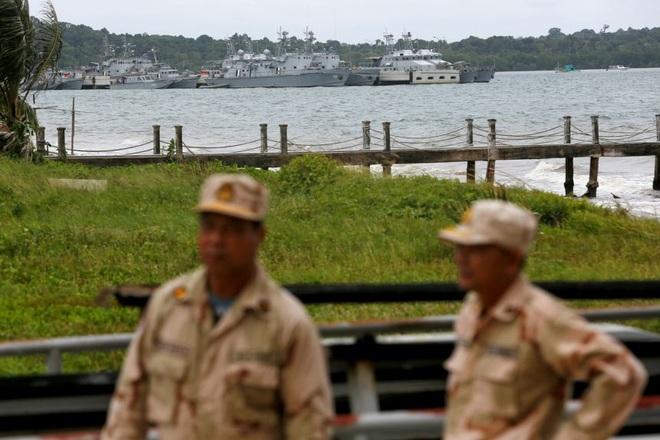 Mỹ kêu gọi Campuchia minh bạch hoạt động của Trung Quốc ở quân cảng Ream - 1