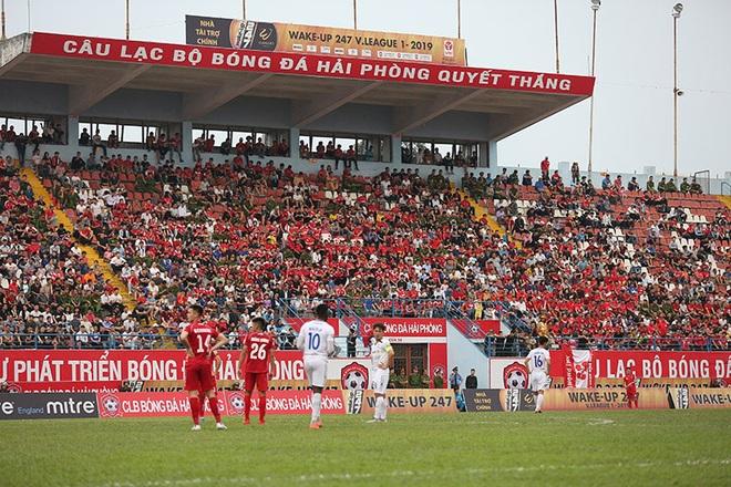 Hải Phòng treo thưởng 2 tỷ đồng, đội tuyển Việt Nam vẫn đá ở sân Mỹ Đình - 1