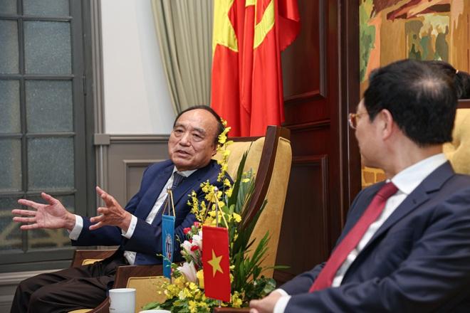 Tự chủ công nghệ, Việt Nam là hình mẫu đầu tư thành công và bền vững - 2