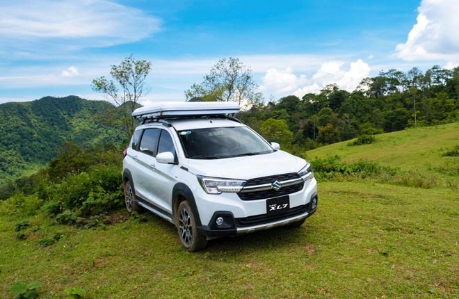 Tặng phiếu bảo dưỡng một năm cho tuyến đầu chống dịch khi mua ô tô Suzuki - 1