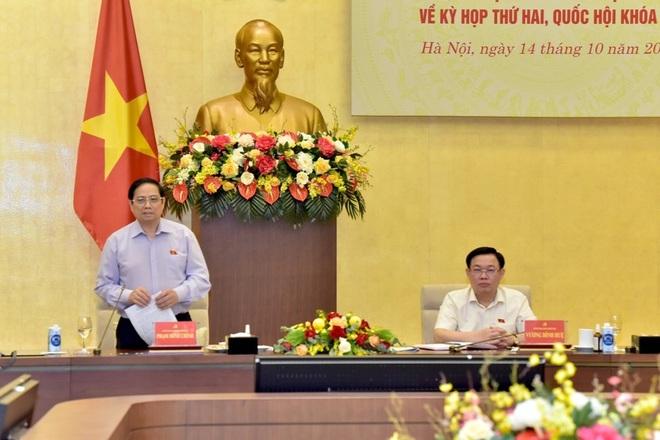 Chủ tịch Quốc Hội: Kỳ họp chuyên đề vào cuối năm là có cơ sở pháp lý - 1