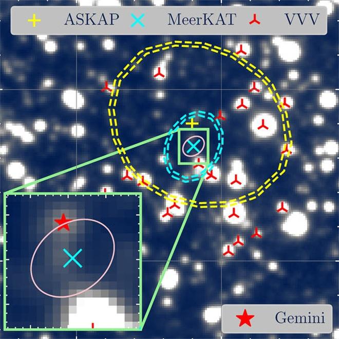 Đài thiên văn bắt được tín hiệu lạ từ trung tâm thiên hà chứa Trái đất - 2