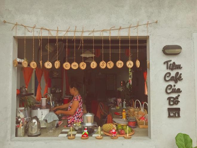 Về quê nghỉ dịch, cô gái Đồng Nai mở quán cà phê tặng bố mẹ - 6