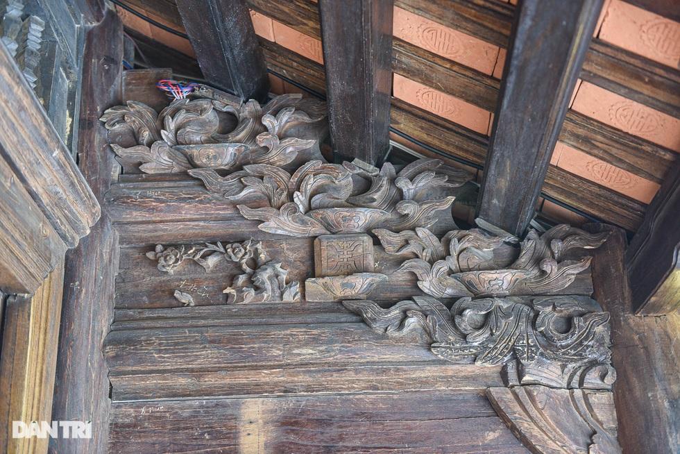Độc đáo ngôi nhà cổ trăm tuổi rộng 100m2 tọa lạc trên nóc biệt thự ở Hà Nội - 4