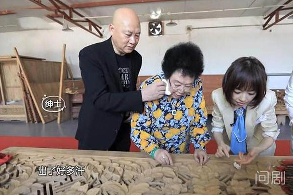 Lần hiếm hoi Đường Tăng Trì Trọng Thụy xuất hiện bên vợ tỷ phú 80 tuổi - 8