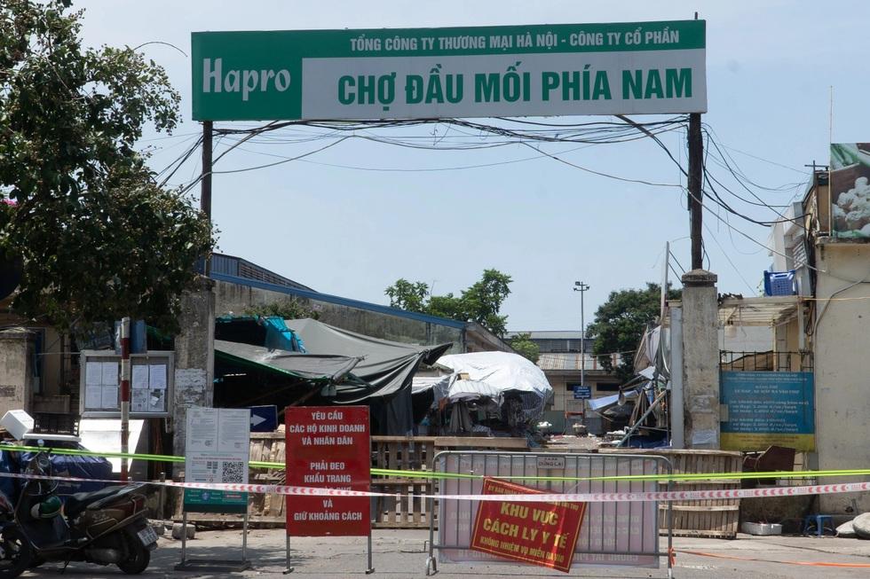 Nhìn lại hơn 20 ngày Hà Nội đối đầu với sóng dịch Delta - 4