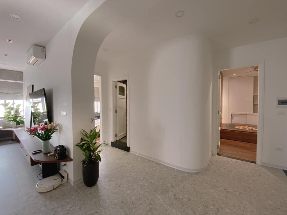 Biến căn hộ 120 m2 siêu cũ thành nơi nghỉ dưỡng sang chảnh lúc giãn cách - 19
