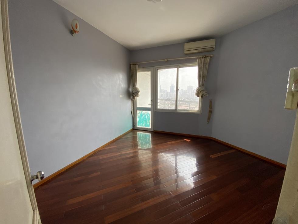 Biến căn hộ 120 m2 siêu cũ thành nơi nghỉ dưỡng sang chảnh lúc giãn cách - 13