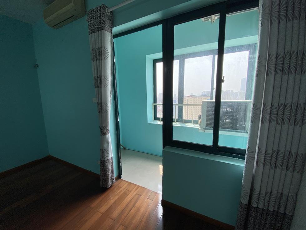 Biến căn hộ 120 m2 siêu cũ thành nơi nghỉ dưỡng sang chảnh lúc giãn cách - 15