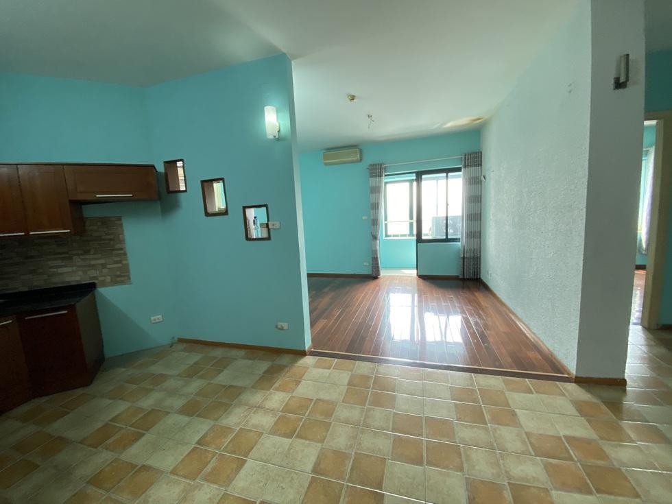 Biến căn hộ 120 m2 siêu cũ thành nơi nghỉ dưỡng sang chảnh lúc giãn cách - 3