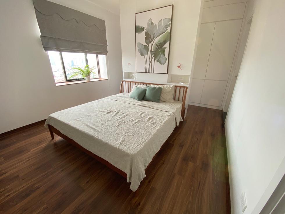 Biến căn hộ 120 m2 siêu cũ thành nơi nghỉ dưỡng sang chảnh lúc giãn cách - 9