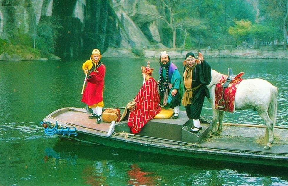 Dàn diễn viên Tây Du Ký khiến công chúng Trung Quốc... phát ngấy - 3