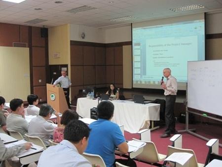 8 năm đào tạo nhân sự quản lý cho các dự án xây dựng tại Việt Nam