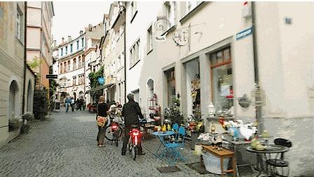 Một góc Lindau