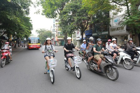 Phát động cuộc thi An toàn xe đạp điện, xe máy điện tới toàn bộ học sinh trong cả nước