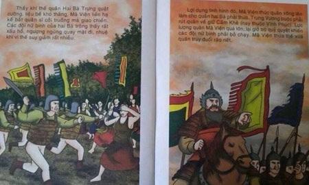 Xôn xao sách sử kể chuyện Mã Viện bắt quân sĩ cởi...