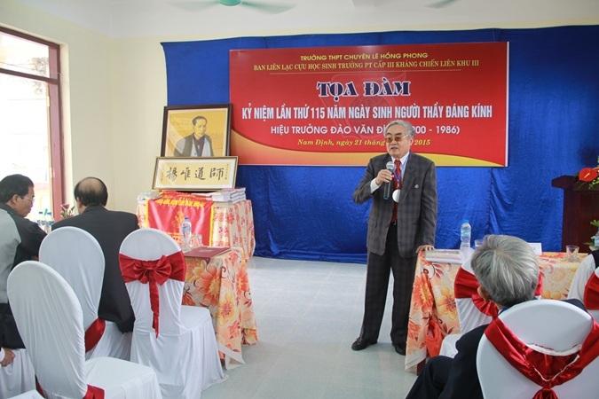 Giáo viên Trường Lê Hồng Phong (1959-1960)