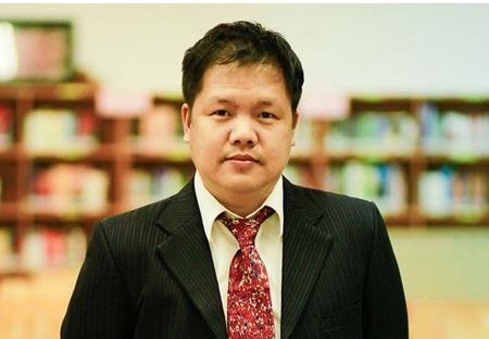 Ông Đàm Quang Minh