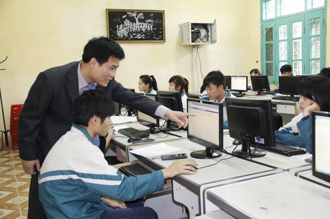 Thủ khoa đợt thi thử tại Thái Nguyên vào ĐH QGHN Trần Xuân Hảo