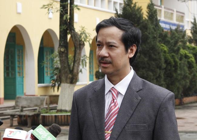PGS.TS Nguyễn Kim Sơn, Phó Giám đốc ĐH QGHN