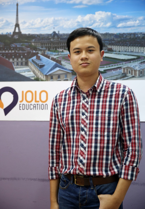Nguyễn Tuấn Dũng – Nghiên cứu sinh tương lai Monash University – 8.0 IELTS.
