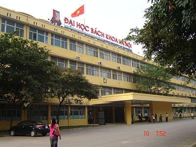 Trường ĐH Bách khoa Hà Nội