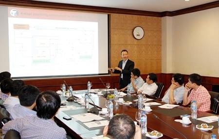 Việt Nam nghiên cứu chế tạo thành công vi mạch mã hóa video