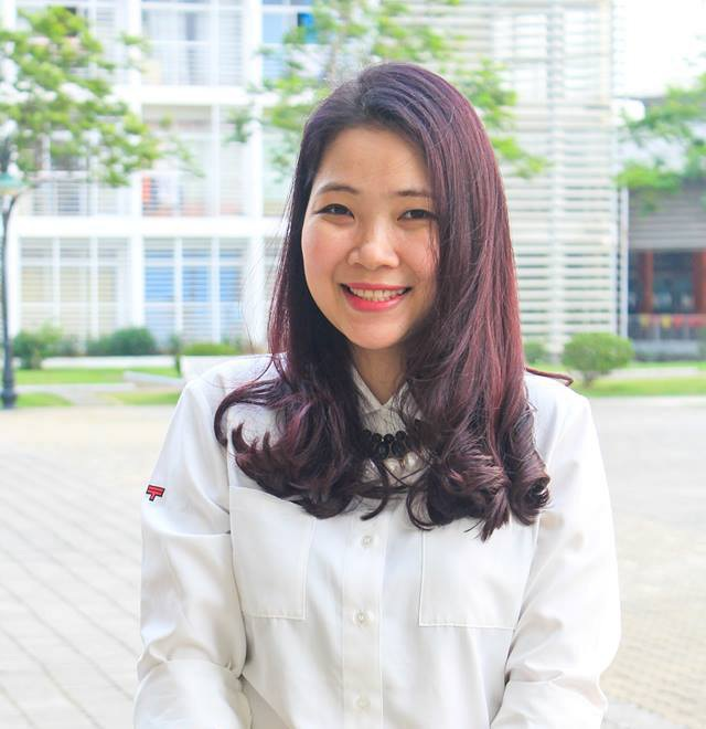 Bà Phạm Tuyết Hạnh Hà – Trưởng phòng CTSV – Trường Đại học FPT