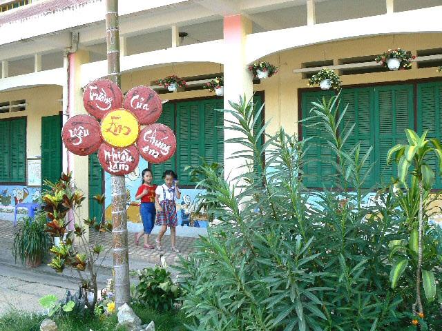 Trường tiểu học Lê   Ngọc Hân