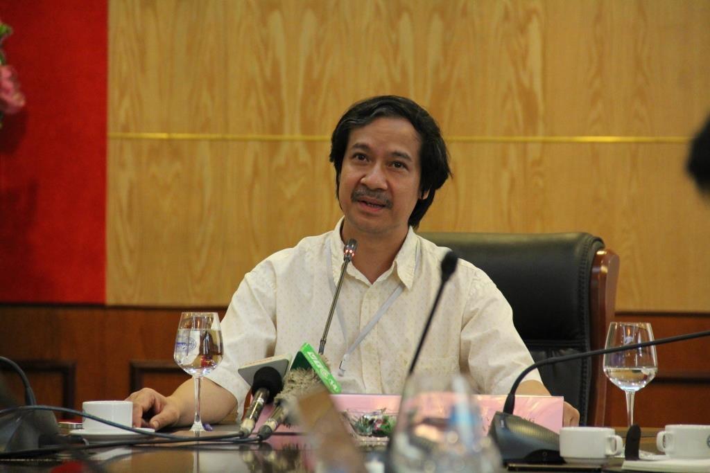 Phó Giám đốc ĐH QGHN Nguyễn Kim Sơn
