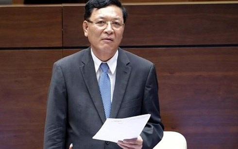 Bộ   trưởng Bộ Giáo dục và Đào tạo Phạm Vũ Luận