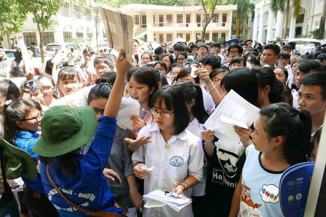 Hơn 40.000 thí sinh dự kỳ thi đánh giá năng lực đợt 1 vào ĐH QGHN
