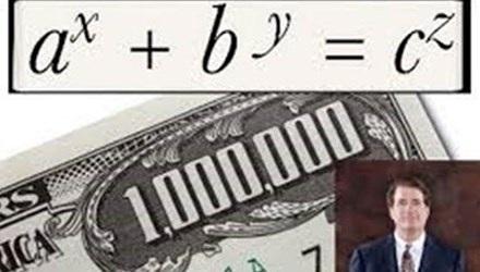 Bài toán hóc búa kèm tiền thưởng 1 triệu USD