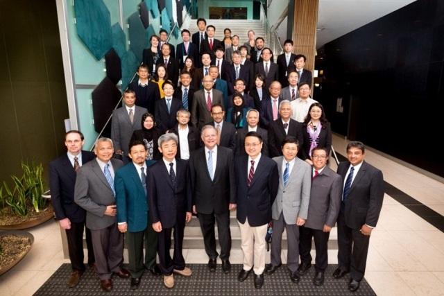 Hội nghị thường niên lần thứ 9 của Hiệp hội AOTULE (Melbourne, Australia)