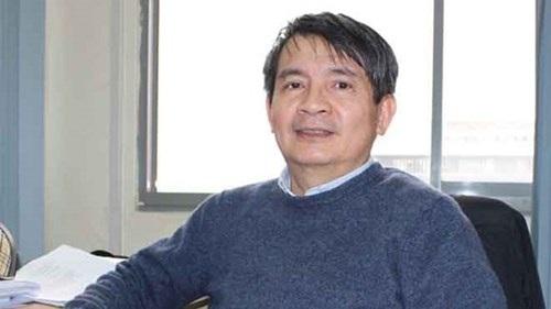 Giáo sư Ngô Việt Trung