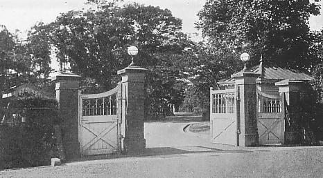 Trường Gakushuin năm 1933