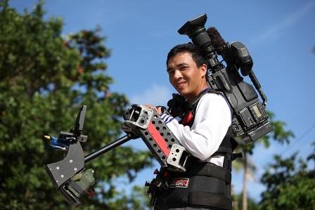 Steadycam - Trương Quang Minh, Ban Thể thao, giải trí & Thông tin kinh tế, Đài THVN
