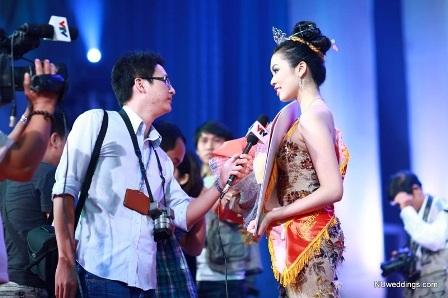 Trai tài gái sắc- Trương Duy Hoa, Trung tâm THVN tại Đà Nẵng