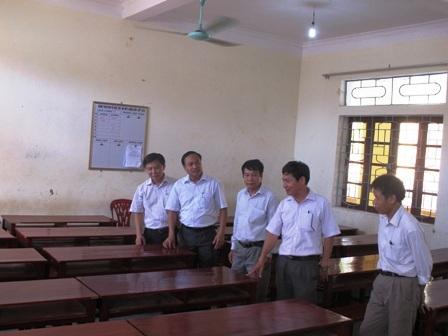 Nghệ An: Hoàn tất công tác chuẩn bị kỳ thi tốt nghiệp THPT