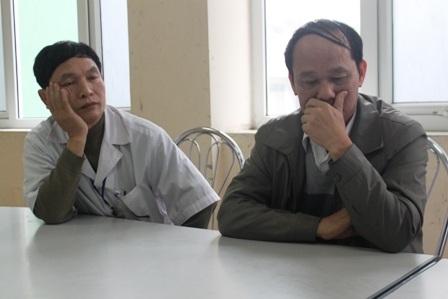 Đơn thuốc mà bác sỹ Trần Kiều Anh kê cho cháu Phương Linh