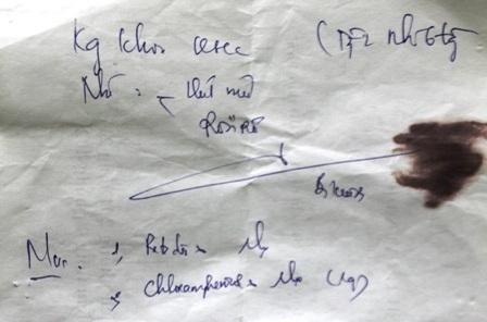 Đơn thuốc bác sỹ Trần Kiều Anh kê cho bệnh nhi Linh có vấn đề?